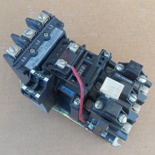 Allen-Bradley 509-B0H Size 1 Magnetic Starter 3 Pole 120V Coil - Used