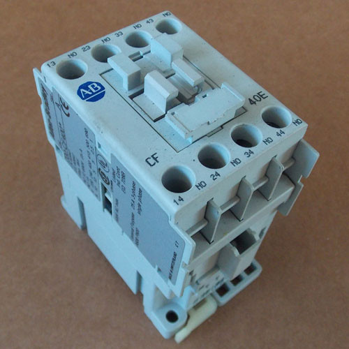 Allen-Bradley 700-CF400 Magnetic Contactor 4P 25A 120V Coil - Used