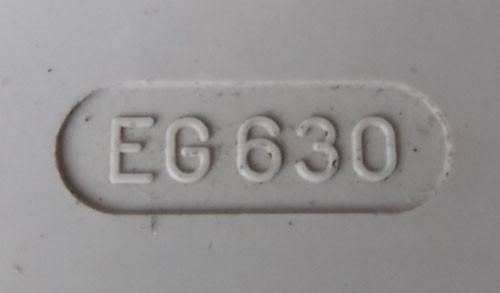 ASCO EG630 110-120V 60Hz Coil - Used