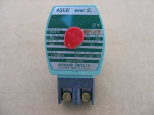 ASCO Red Hat OFKF8262G2 Solenoid Valve - New
