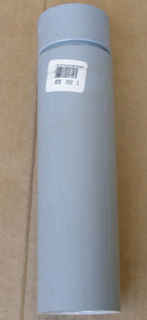 "Cantex 5144035 1 1/2"" Two Piece Expansion Coupling PVC - New"