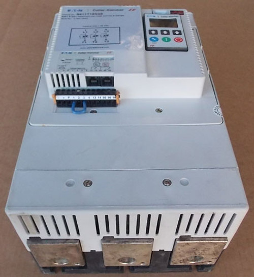 Cutler Hammer S811T18N3S 180A Full Load 600V 3Ph Soft Start Reduced Voltage Motor Starter - Used