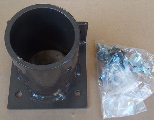 """Cooper FA5BZ Pole Top Fitter 2"""" Pipe Size Only Packed without Lamp"""