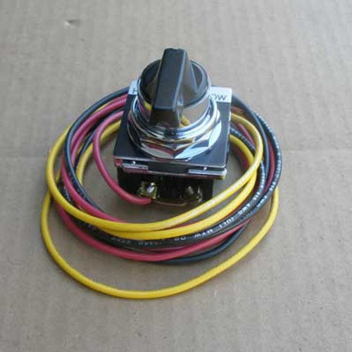 Cutler Hammer C400T18 Selector Switch Kit - High/Off/Slow  - New