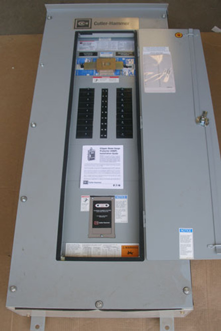 Cutler Hammer PRL-3A 200A MCB 120/240V 1PH 3W Transfer Switch Nema 3R - New