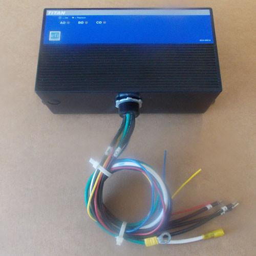 EFI Electronics E80HW120/208Y Transient Voltage Surge Suppressor - Used
