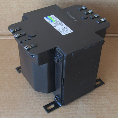 EGS E850RD 0.85 KVA 208/277/380 TO 115/95 Volts 1 PH Transformer - New