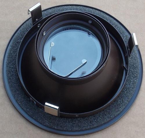"""Elco Lighting EL1421BZ 4"""" Low Voltage Adjustable Reflector Trim Bronze - New"""
