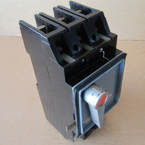 Federal Pacific NFJ631125R 3 Pole 125 Amp 600VAC Circuit Breaker - Used