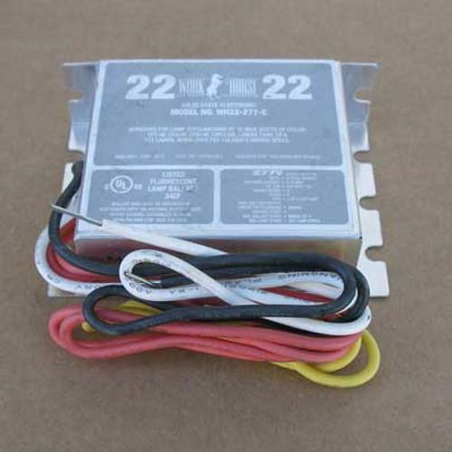 Fulham WH22-277-C Work Horse 22 Electronic Ballast 277 Volt