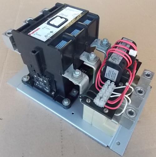 Furnas 21K280A Magnetic Starter 280A 600V 3P 120V Coil - Used