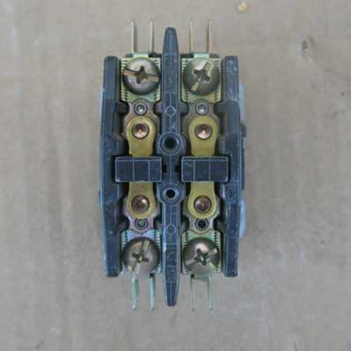 Furnas 45CG20AJB669R 2 Pole 20 Amp 24V Contactor Open