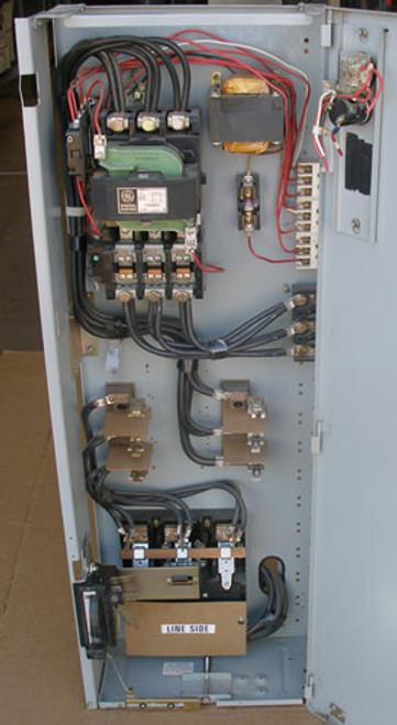 General Electric 469X0805L01 D4 8000 Line 460V Type FVNR Size 4 Bucket - Used