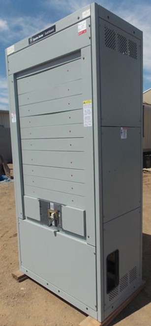 GE 800A 208Y/120V 3Ph Switchboard w/ Hi-Break Main Circuit Breaker N1 - Reconditioned