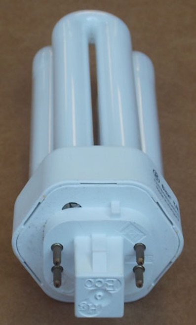 GE F26TBX/830/A/ECO Biax 26W 4 Pin Compact Fluorescent GX24Q-3 Base T4 Bulb - New