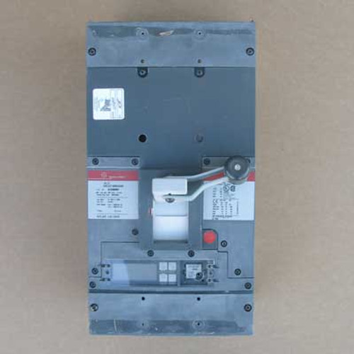 GE SKLB36BB0800 3 Pole 800 Amp 600VAC HI I.C. Circuit Breaker - New