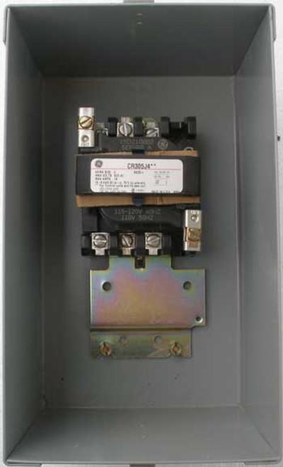 General Electric CR305J4  2 Pole 20 Amp Contactor NEMA 1 - New