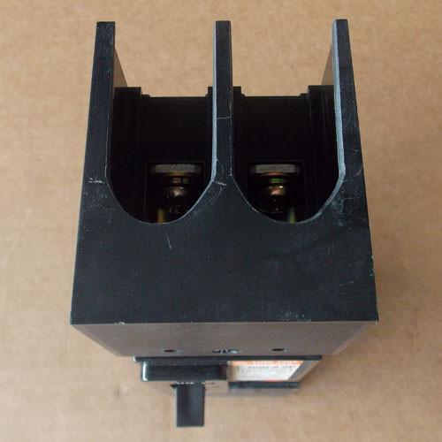 Hitachi F-100FB 2P 2 Pole 100 Amp 600V Fuse Free Circuit Breaker - Used