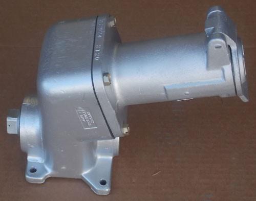 Hubbell Killark WRJL-1003 100A 1PH 2W 3P 600V Receptacle w/ Cover - Used