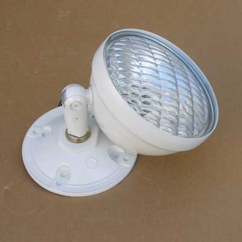 Hubbell OMSSW0605 6V 5.4W Outdoor Remote Lighting Head w/ Lamp
