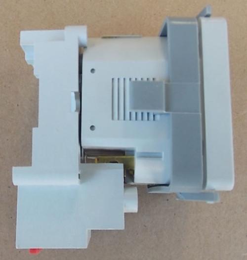 Intermatic UWZ48V-24U Din Rail Mount AC Hour Meter 24VAC 2W 48MM Sq - New