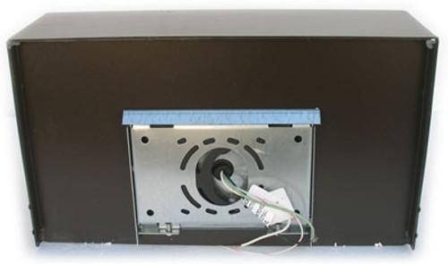 LSI 336595 GBWS FTM  26 CFL F 277 BRZ BB Greenbriar Wall Sconce - New