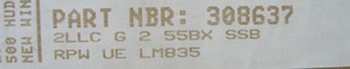 LSI Industries 2LLC G 2 55BX RPW SSB 55W Recessed Lighting Fixture - New
