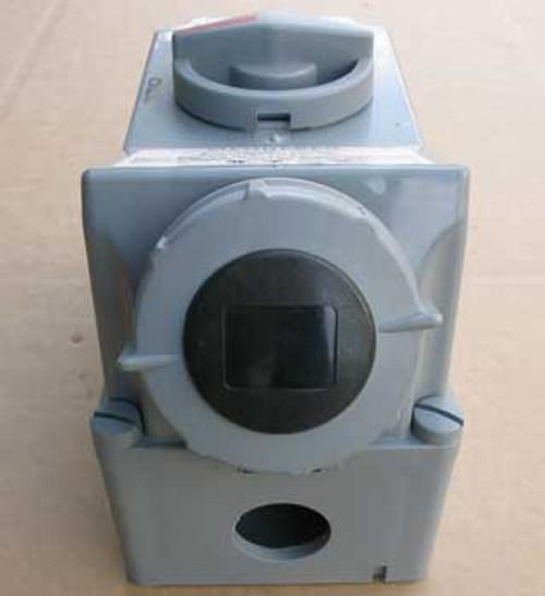 Mennekes ME 420MI5 Pin & Sleeve Switched Interlock Receptacle 600VAC - New