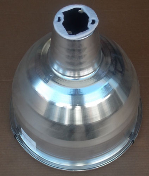 """New General Electric Systems UG-E7 17"""" Reflector w/ Glass Cover Lens"""