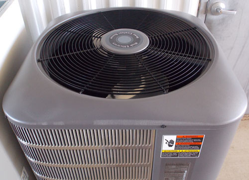 Nordyne PSA4BF 2 Ton Ultra H/E Air Conditioner 16 SEER w/ Air Handler - New