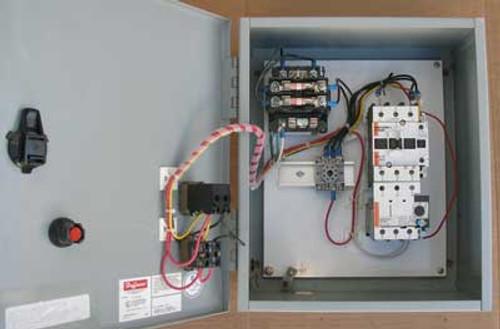 Rockwell S&S 3-37-XC-32-G7 Full Voltage Starter 120V - Used