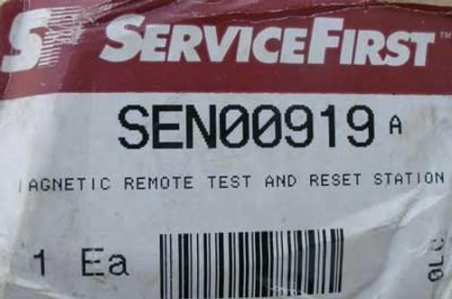 Service First SEN00919 Magnetic Remote Test & Reset Station
