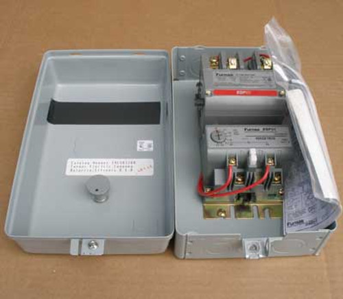 Siemens 14CSB12BA Size 0 Magnetic Starter 1 PH 18A 600VAC NEMA 1 - New