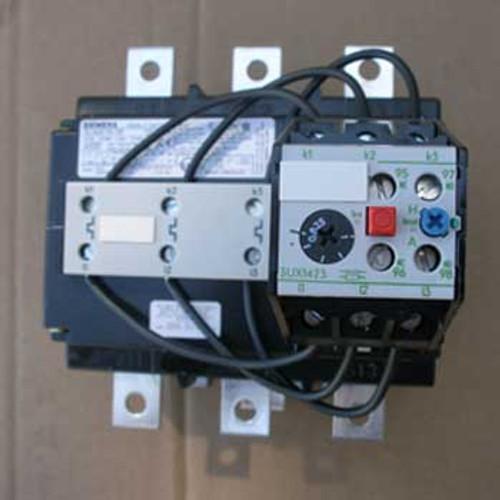 Siemens 3UA6600-3B Overload Relay 125-200 Amp