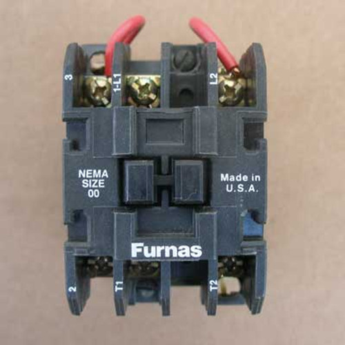 Siemens Furnas 40BG12AD Size 00 Magnetic Contactor 2 Pole 9 Amp