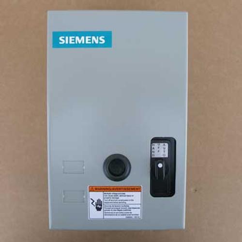 Siemens LEN01D003120A 60 Amp 120V 3 Pole Lighting Contactor NEMA 1 - New