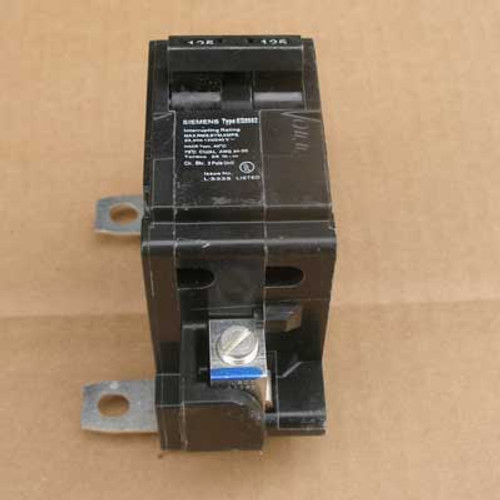 Siemens MBK150 2 Pole 150 Amp 240VAC Main MC Circuit Breaker - New Pullout