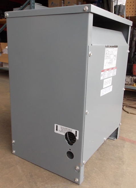 Square D 27T145HD1T 27 KVA 460 to 460Y/265V 3PH Transformer N1 - Reconditioned