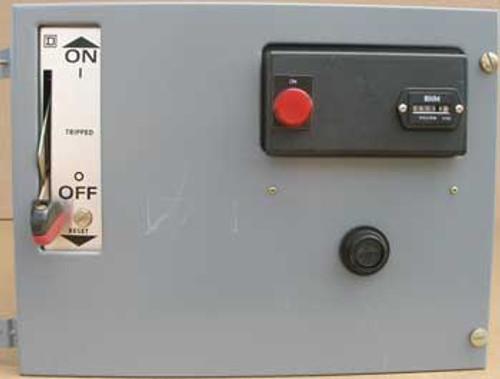 Square D Model 5 Size 1 Nema 30 Amp 600 Volts Motor Control Bucket - Used