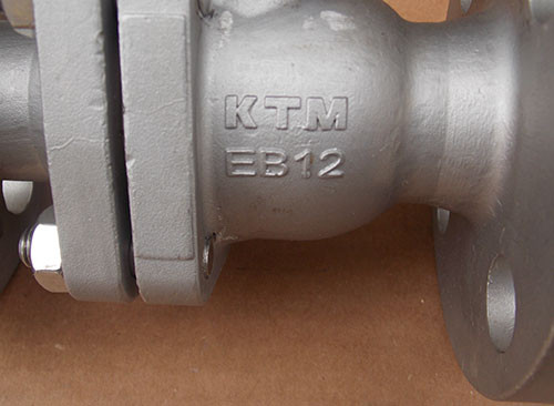 "Tyco KTM EB12 1"" Locking Ball Valve 150-1500lbs - New"