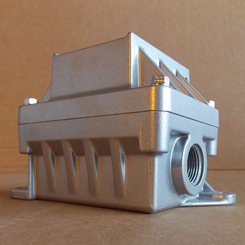 Square D 2510FR1 FHP Manual Starter 1P Nema 7 & 9 Enclosure - New