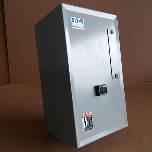 Cutler Hammer ECC03C1A4A 20 Amp 4 Pole 120V Coil Lighting Contactor  N1 - New