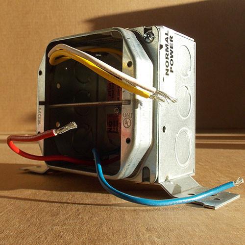 Lighting Control & Design GR2001 DUALV277 Emergency Shunt Relay - New