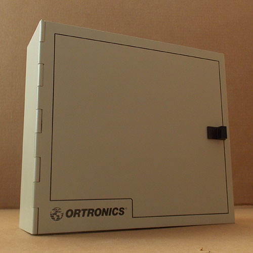 Ortronics OR-615SMFC-12P Wall Mount 12 Fiber/Patch Beige - New