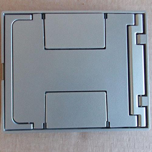 Wiremold Legrand FPBTNK Floorport Flangeless Blank Top Nickel - New