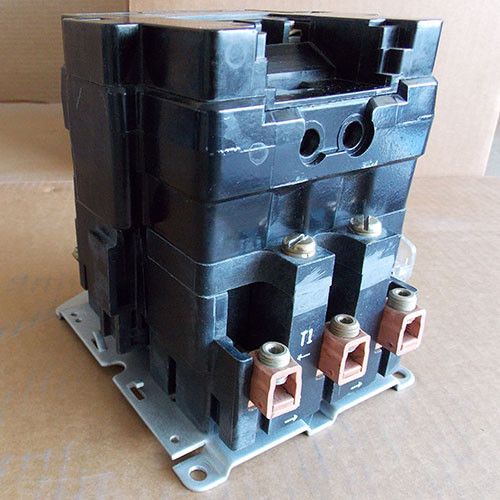 Square D 8502 SE02 Size 3 Contactor 3 Phase 480V Coil - Used