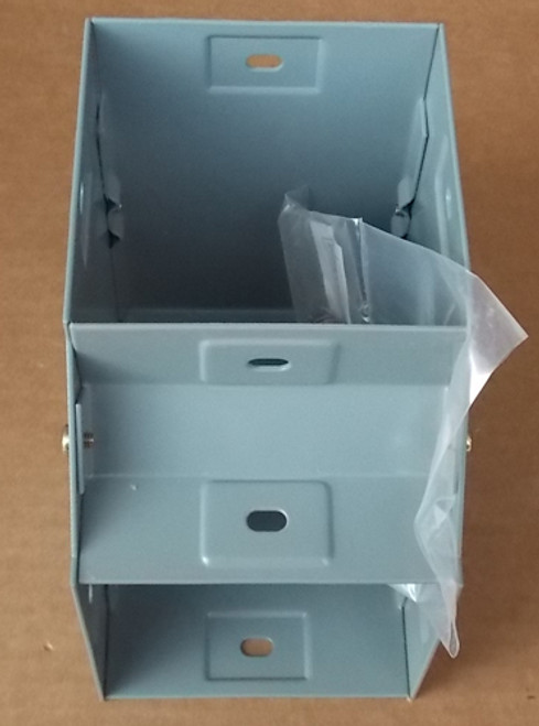 Square D LD-490L 90° Elbow Square Duct Wireway - Connect NOT Included - New