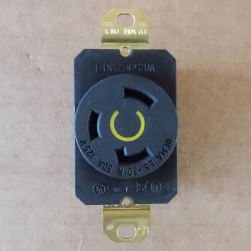 P/&S Pass /& Seymour 2816 Style Locking Flanged Receptacle 30A 120//208V 3ØY HBL
