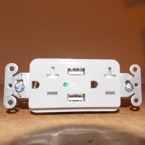 Hubbell Wiring Kellems Mounting Plate-Duplex FBMPDUP