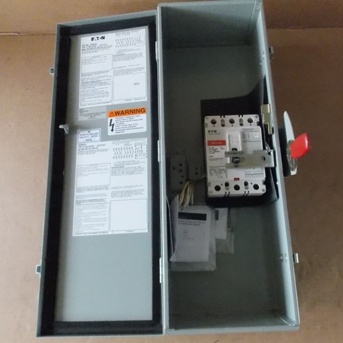 Eaton Cutler Hammer JFDN225 225A 600V Type 12 Circuit Breaker Enclosure  - New